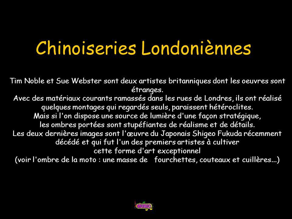 Chinoiseries Londoniènnes