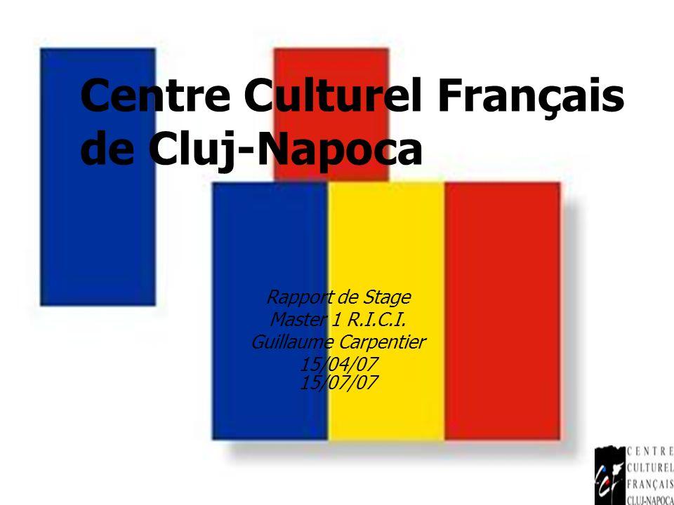 Centre Culturel Français de Cluj-Napoca