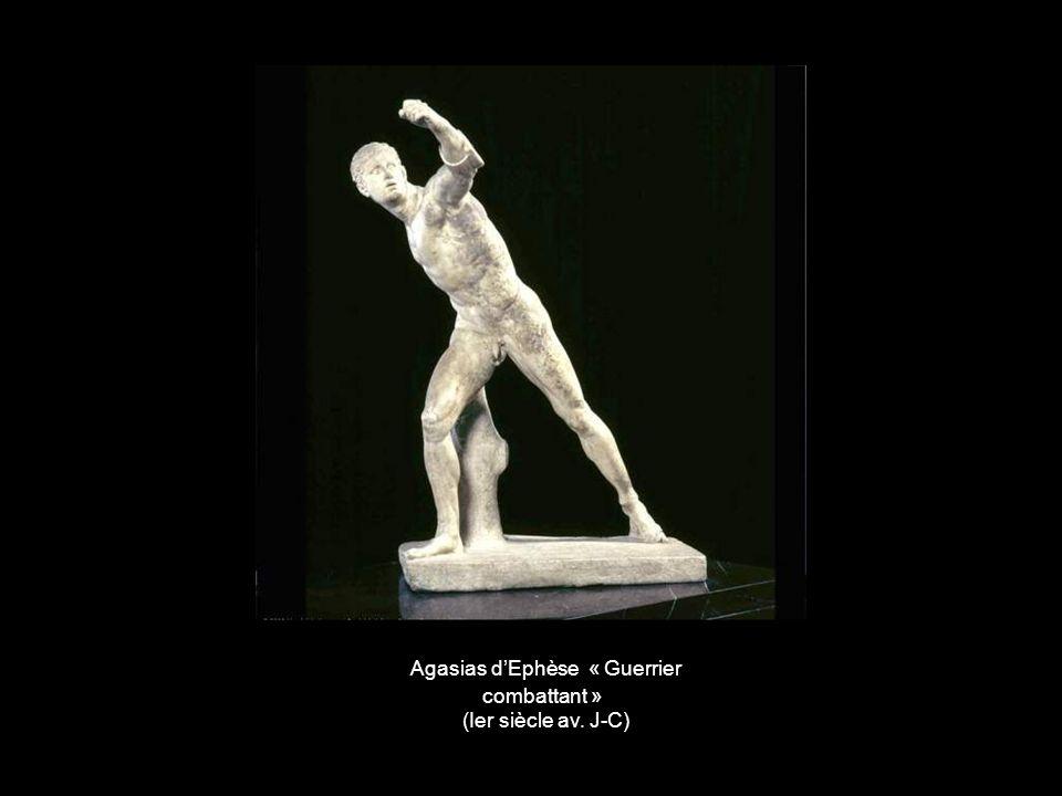 Agasias d'Ephèse « Guerrier combattant »