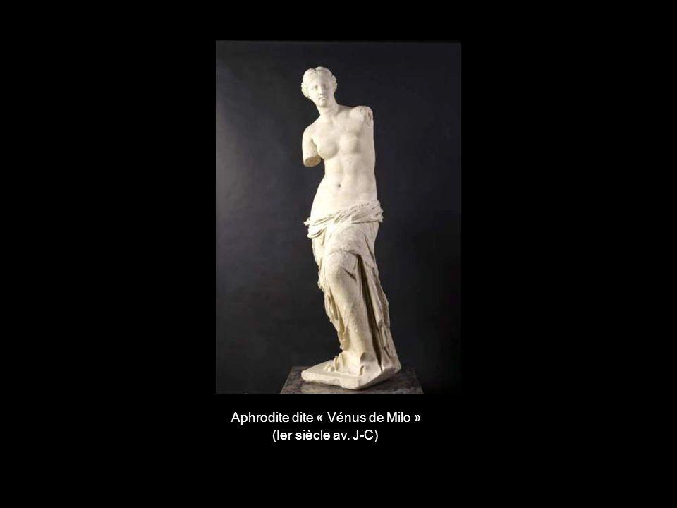 Aphrodite dite « Vénus de Milo »