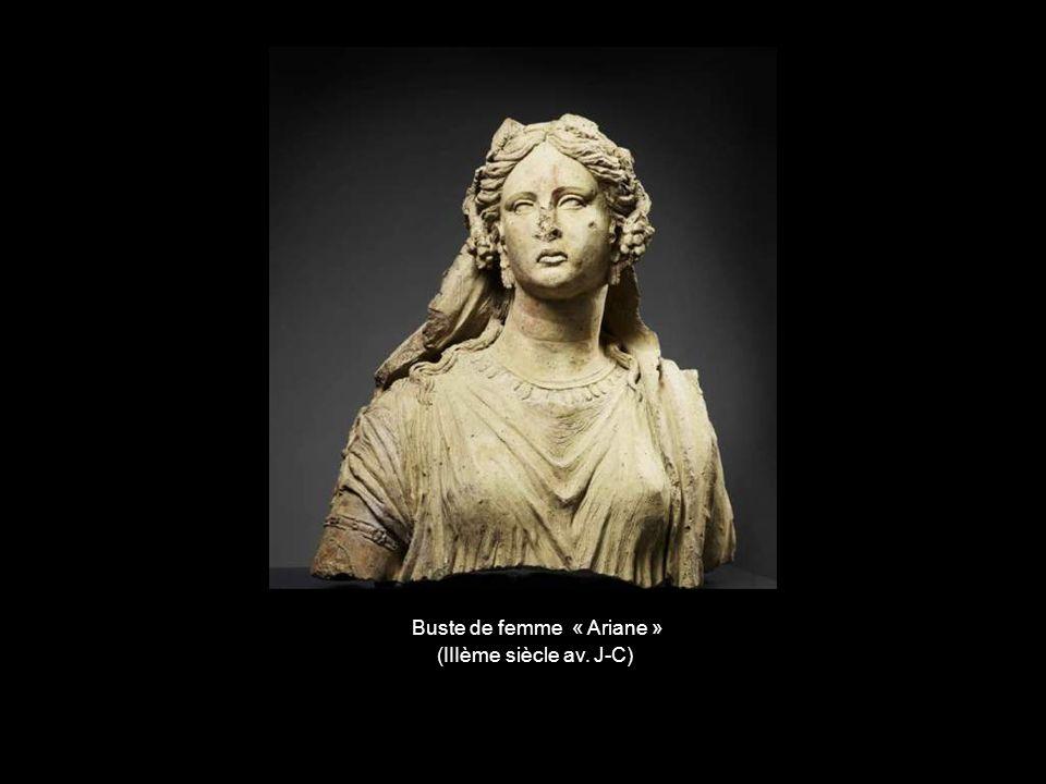 Buste de femme « Ariane »