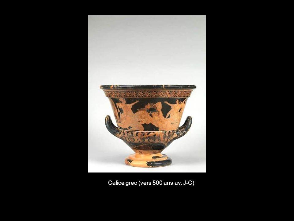 Calice grec (vers 500 ans av. J-C)