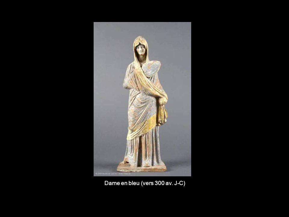 « Dame en bleu (vers 300 av. J-C)