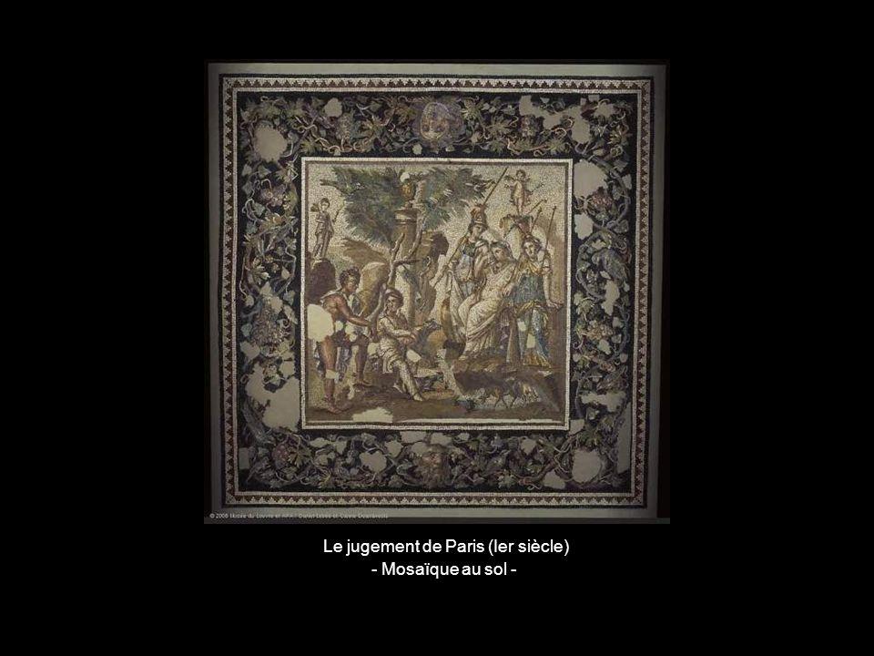 Le jugement de Paris (Ier siècle)