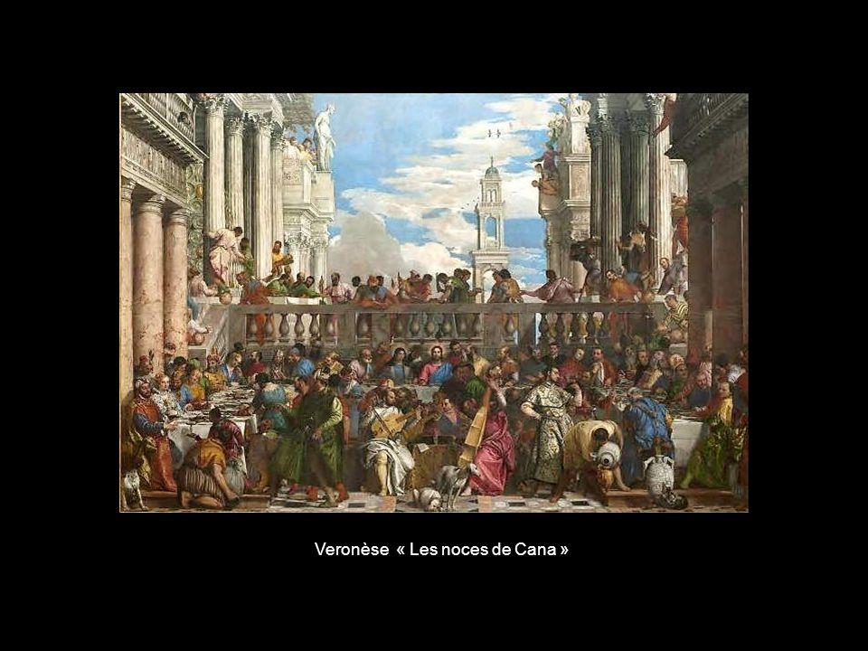 Veronèse « Les noces de Cana »