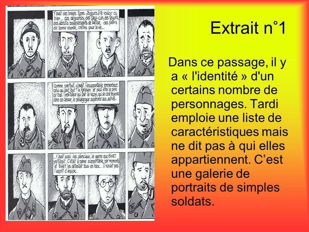 Extrait n°1