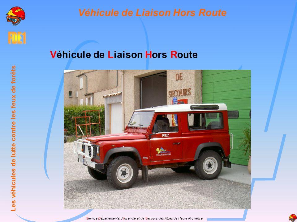 Véhicule de Liaison Hors Route