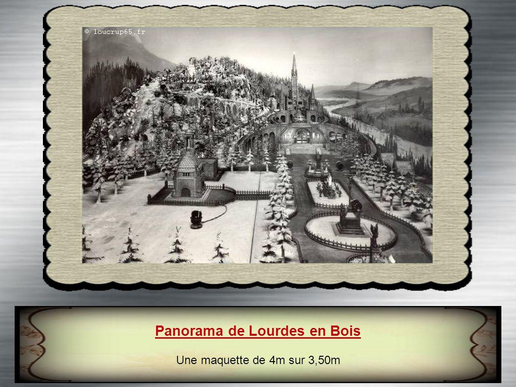 Panorama de Lourdes en Bois