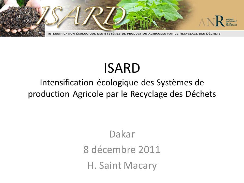 Dakar 8 décembre 2011 H. Saint Macary