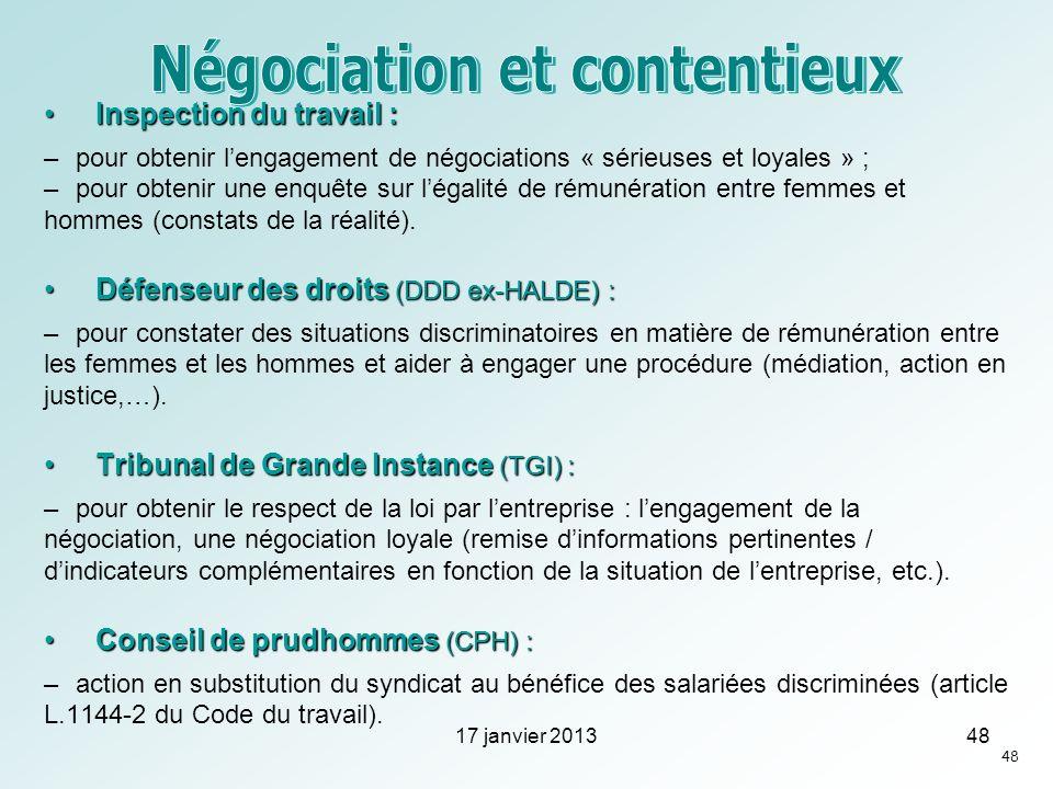N gociez l galit professionnelle entre les femmes et les - Chambre professionnelle de la mediation et de la negociation ...