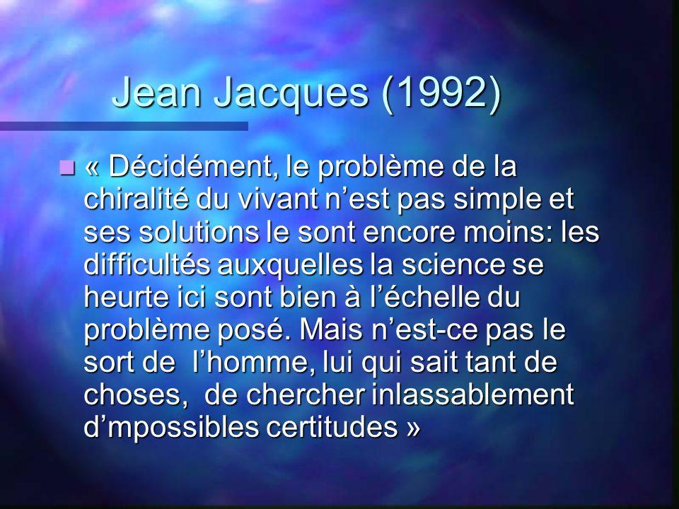 Jean Jacques (1992)