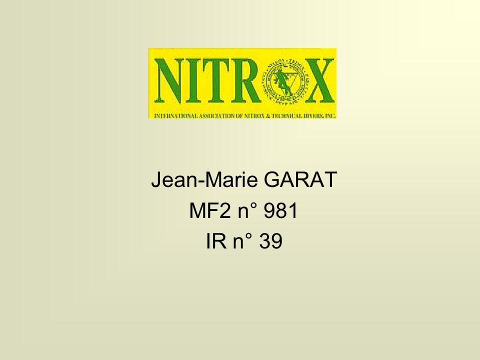 Jean-Marie GARAT MF2 n° 981 IR n° 39