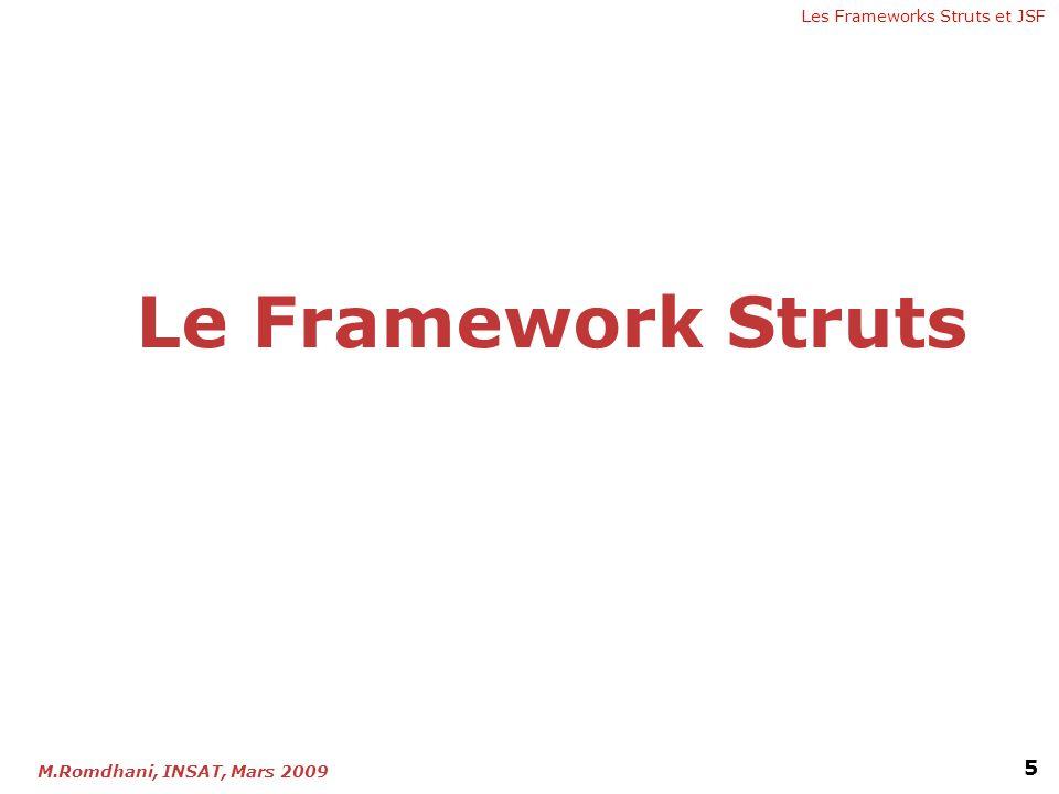 Le Framework Struts