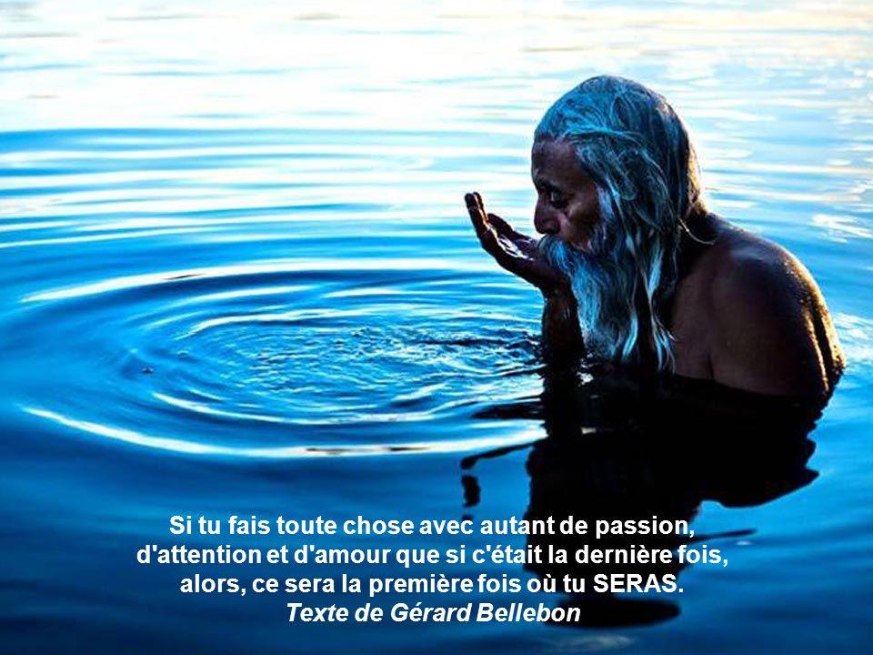 Texte de Gérard Bellebon