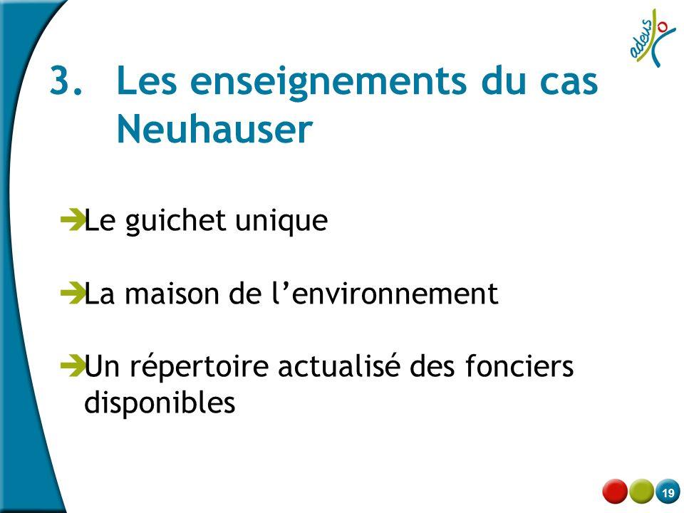 3. Les enseignements du cas Neuhauser