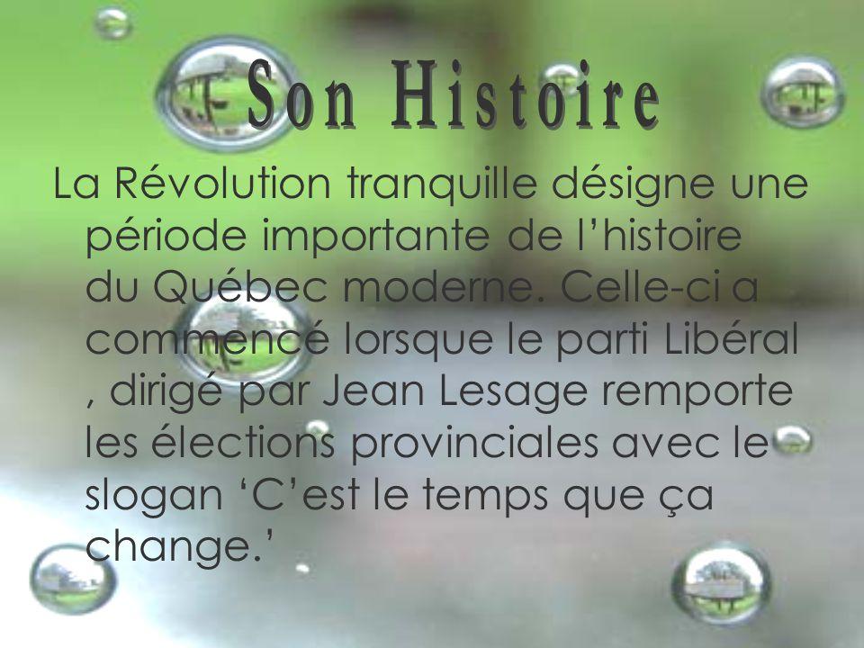 Son Histoire