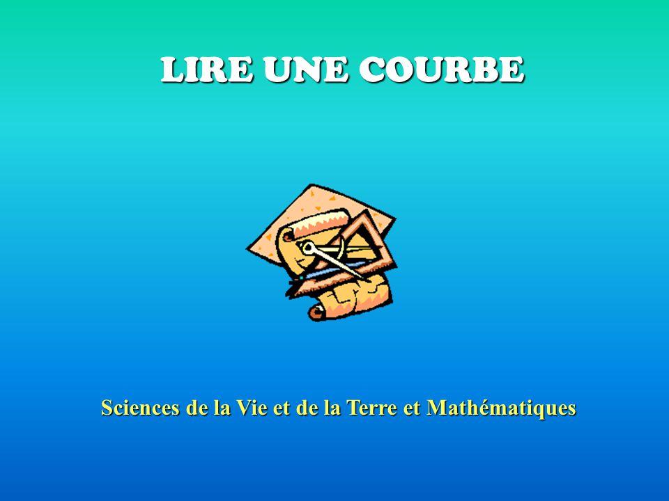 Sciences de la Vie et de la Terre et Mathématiques