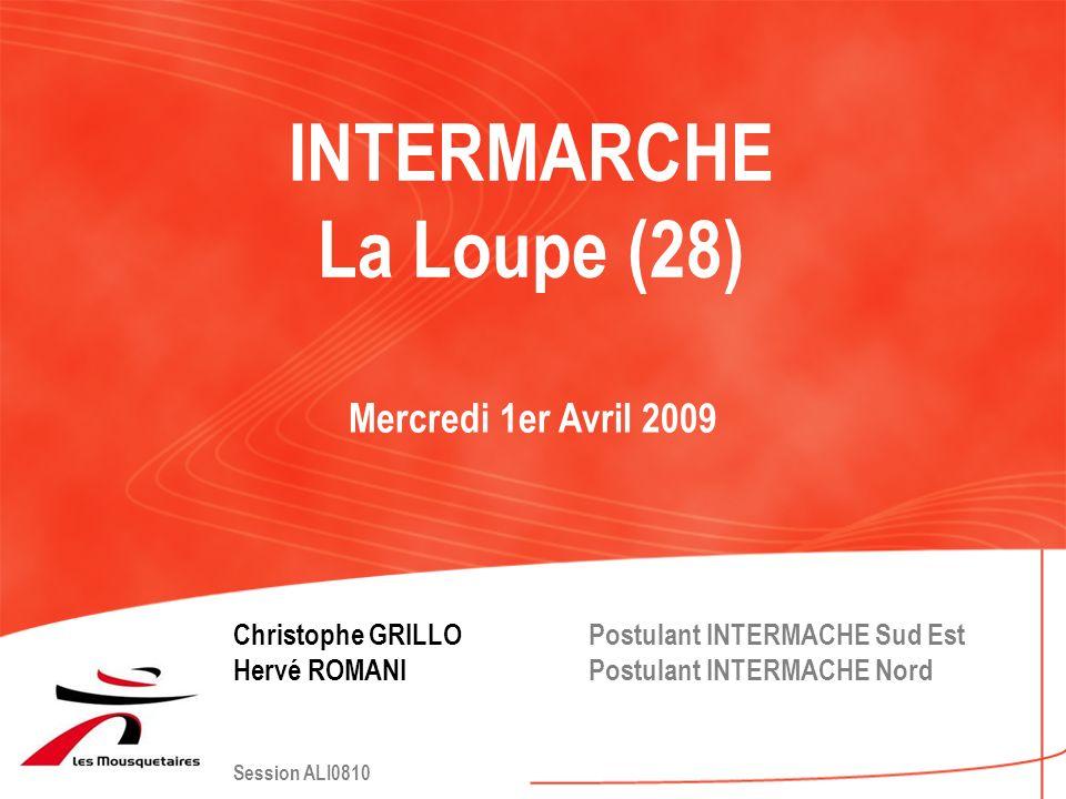 INTERMARCHE La Loupe (28)