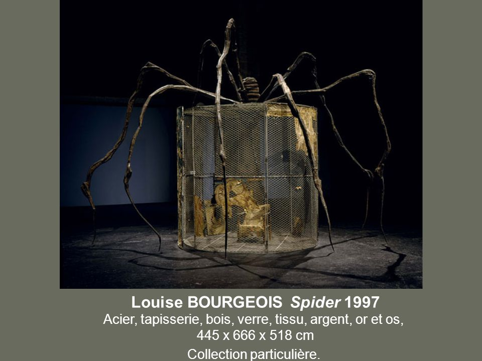Louise BOURGEOIS Spider 1997