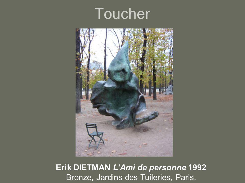 Toucher Erik DIETMAN L'Ami de personne 1992