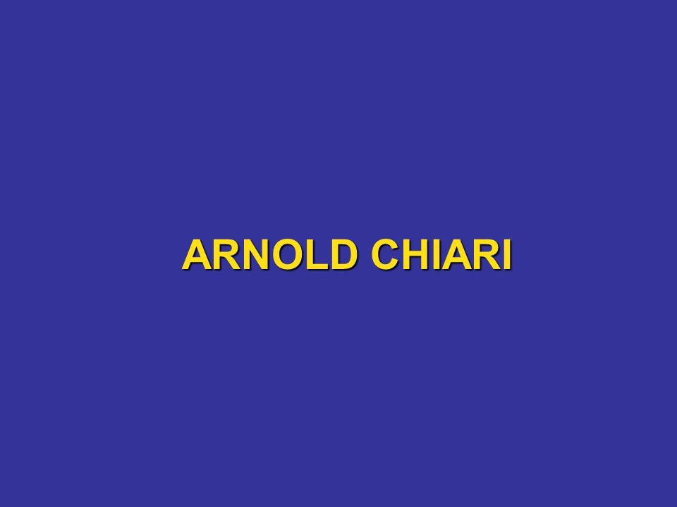 ARNOLD CHIARI