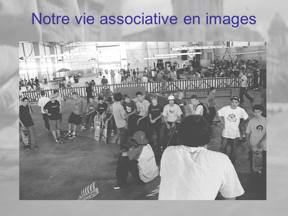 Notre vie associative en images