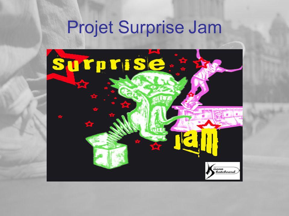 Projet Surprise Jam
