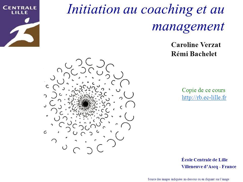 Initiation au coaching et au management