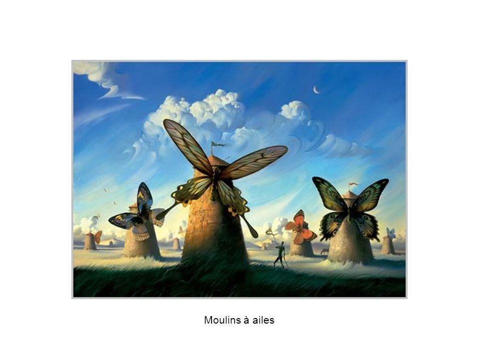 Moulins à ailes