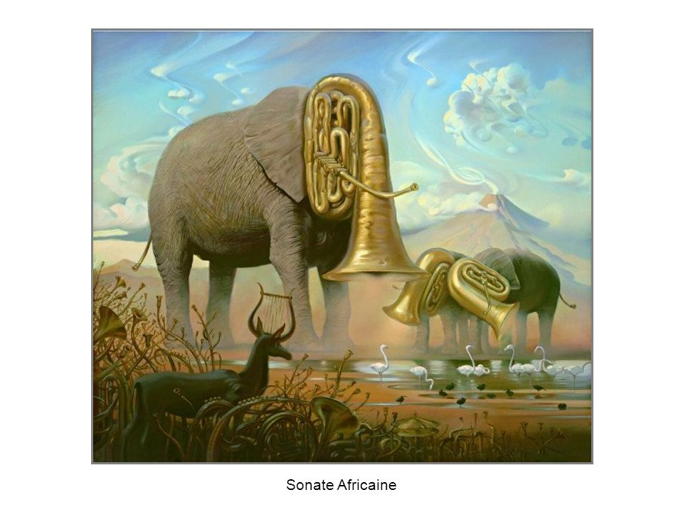 Sonate Africaine