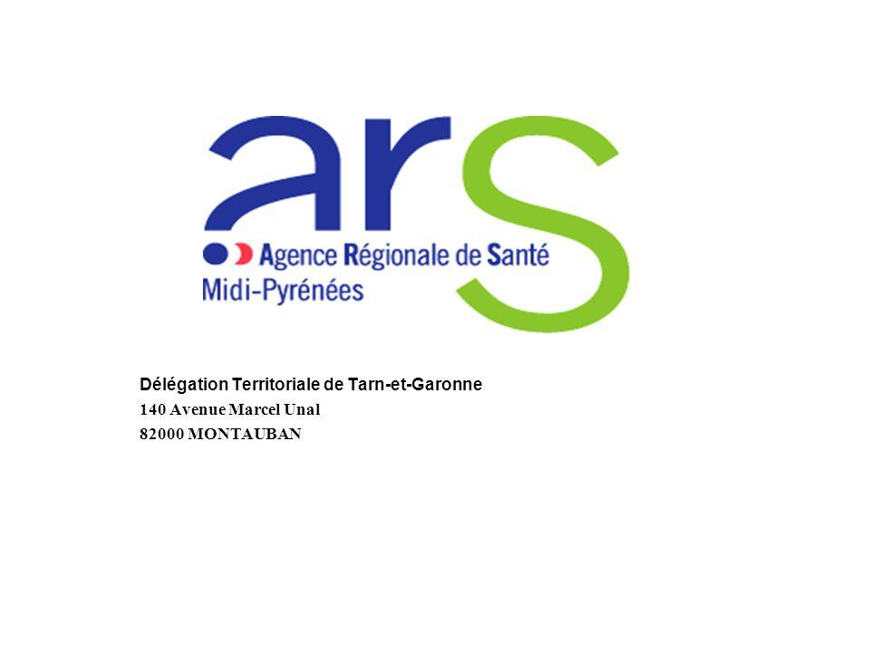 Délégation Territoriale de Tarn-et-Garonne