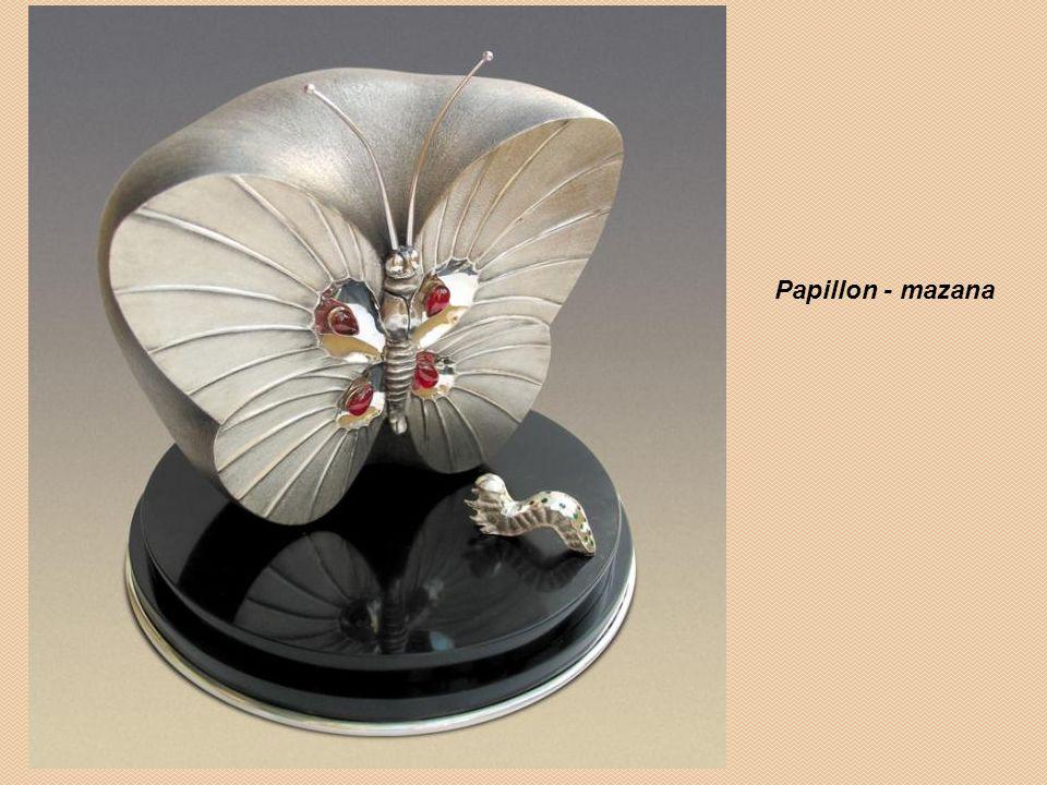 Papillon - mazana
