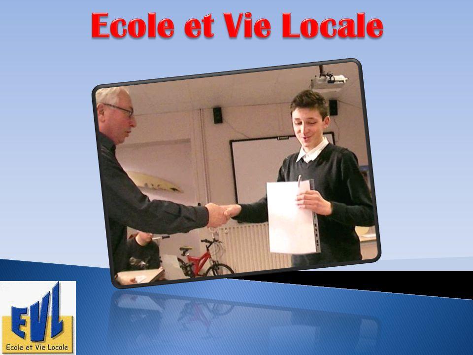 Ecole et Vie Locale