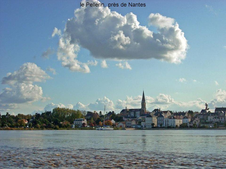 le Pellerin, près de Nantes