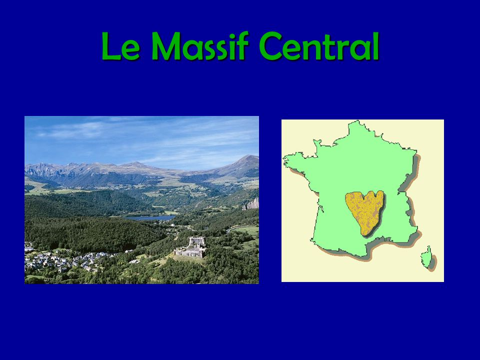 Le Massif Central