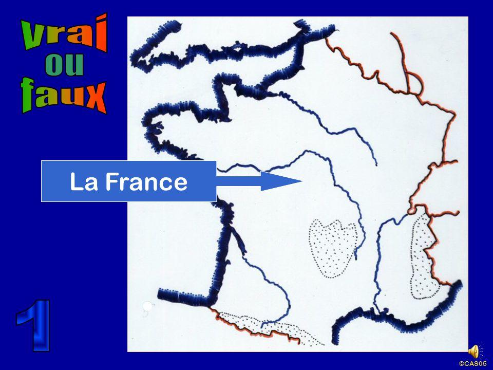 vrai ou faux La France 1 ©CAS05