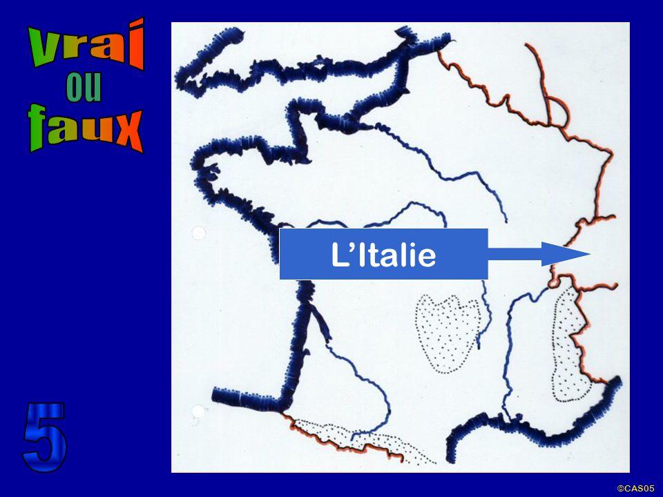 vrai ou faux L'Italie 5 ©CAS05