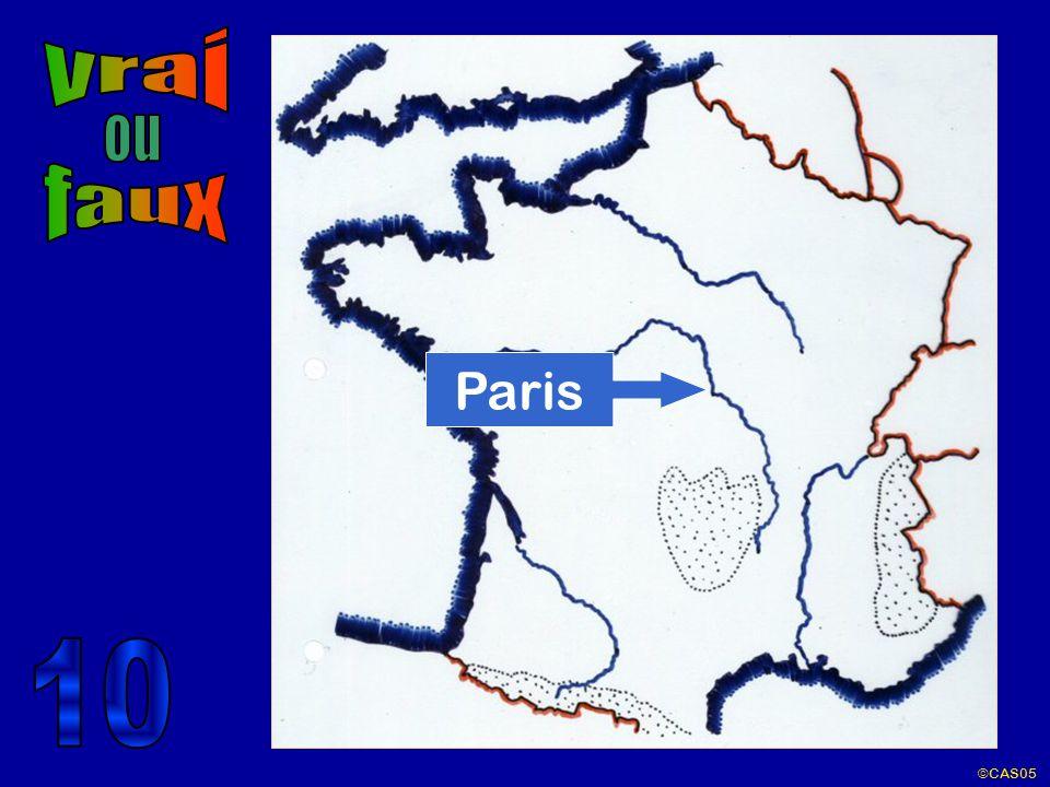 vrai ou faux Paris 10 ©CAS05