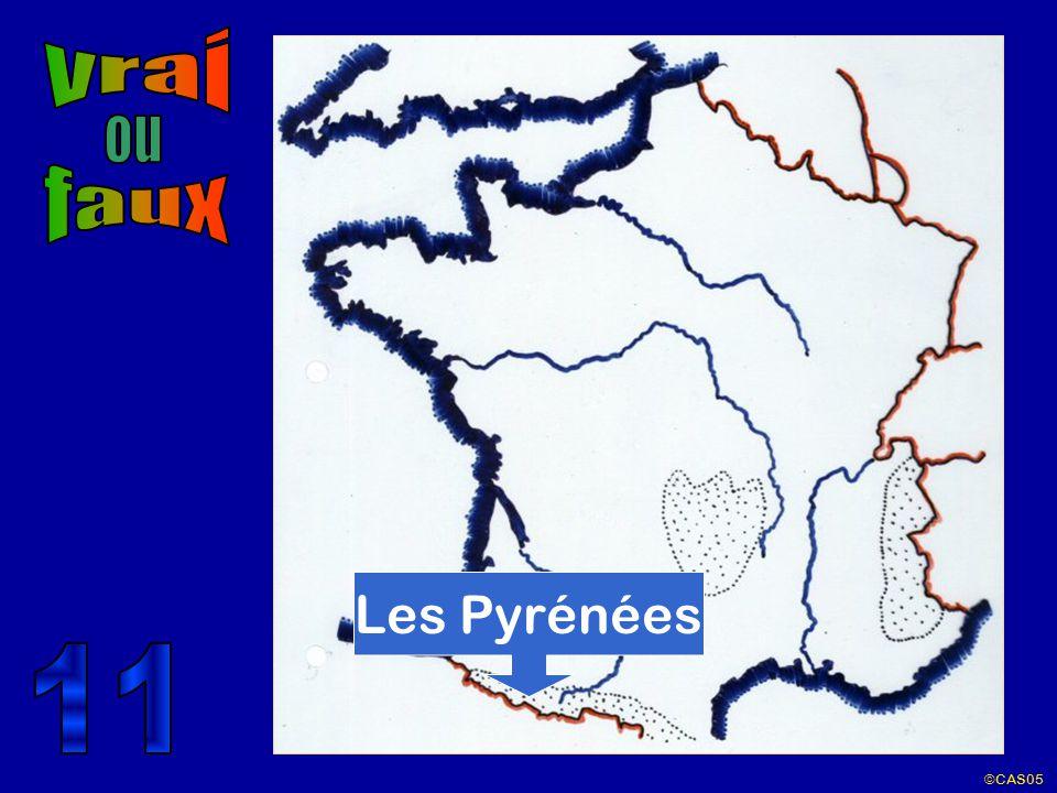 vrai ou faux Les Pyrénées 11 ©CAS05