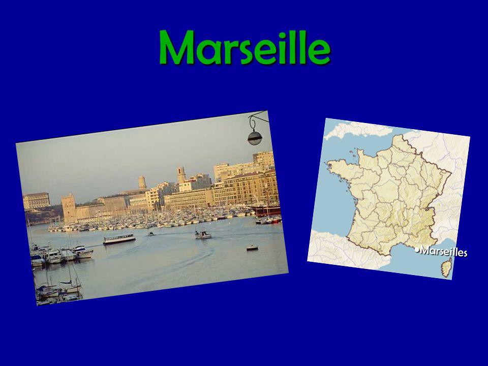 Marseille •Marseilles