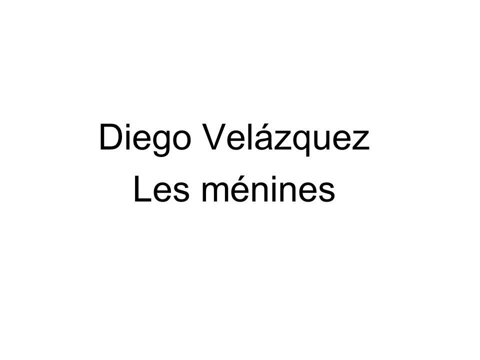 Diego Velázquez Les ménines