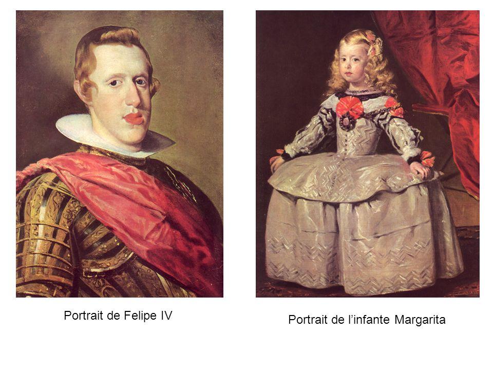 Portrait de l'infante Margarita