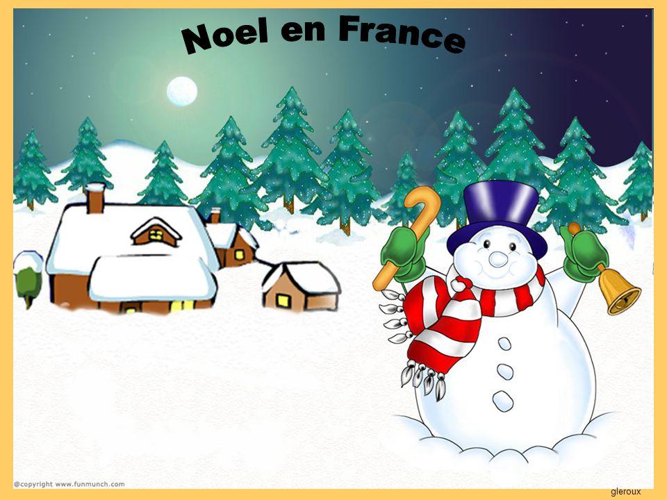 Noel en France gleroux