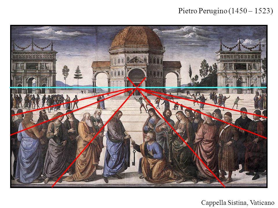 Pietro Perugino (1450 – 1523) Cappella Sistina, Vaticano