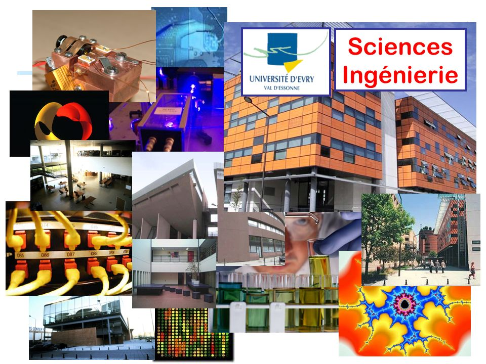 Sciences Ingénierie FD