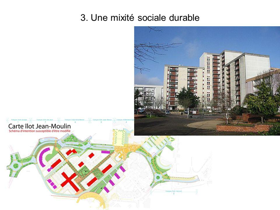 3. Une mixité sociale durable