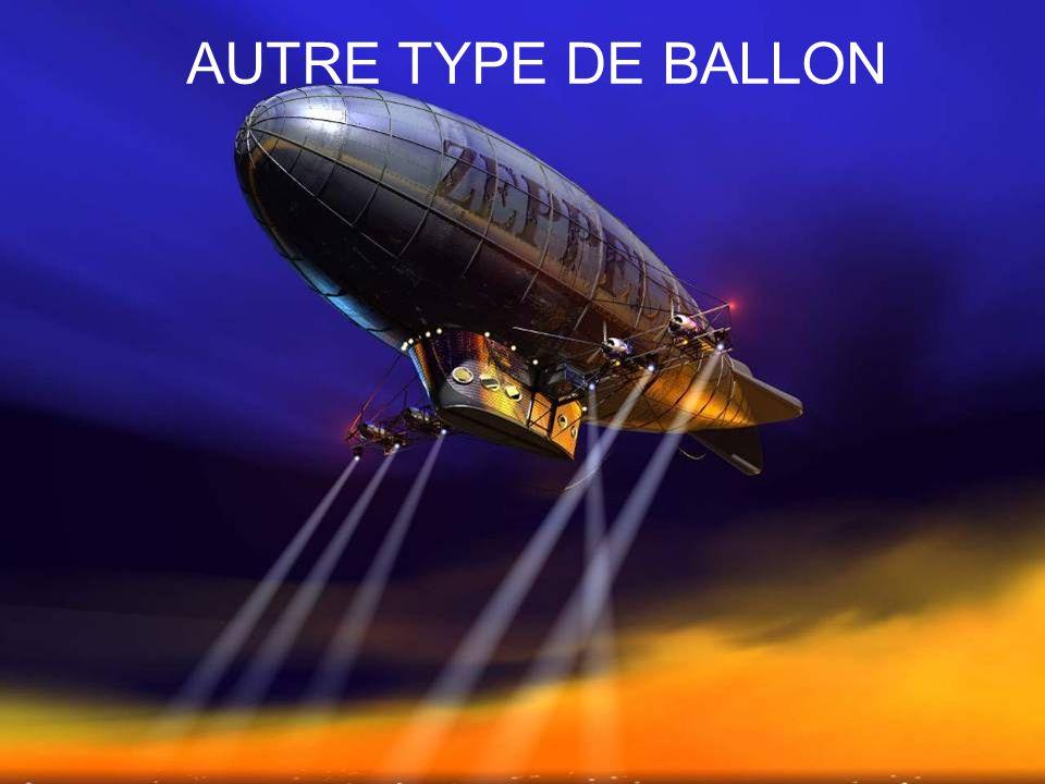 AUTRE TYPE DE BALLON