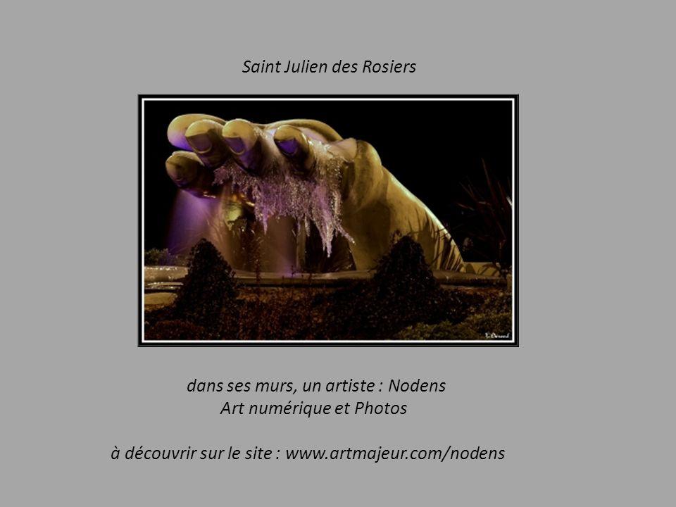Saint Julien des Rosiers