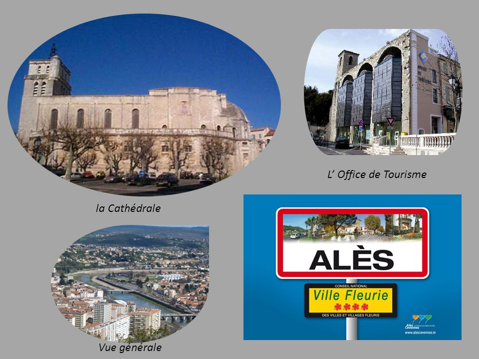 L' Office de Tourisme la Cathédrale Vue générale