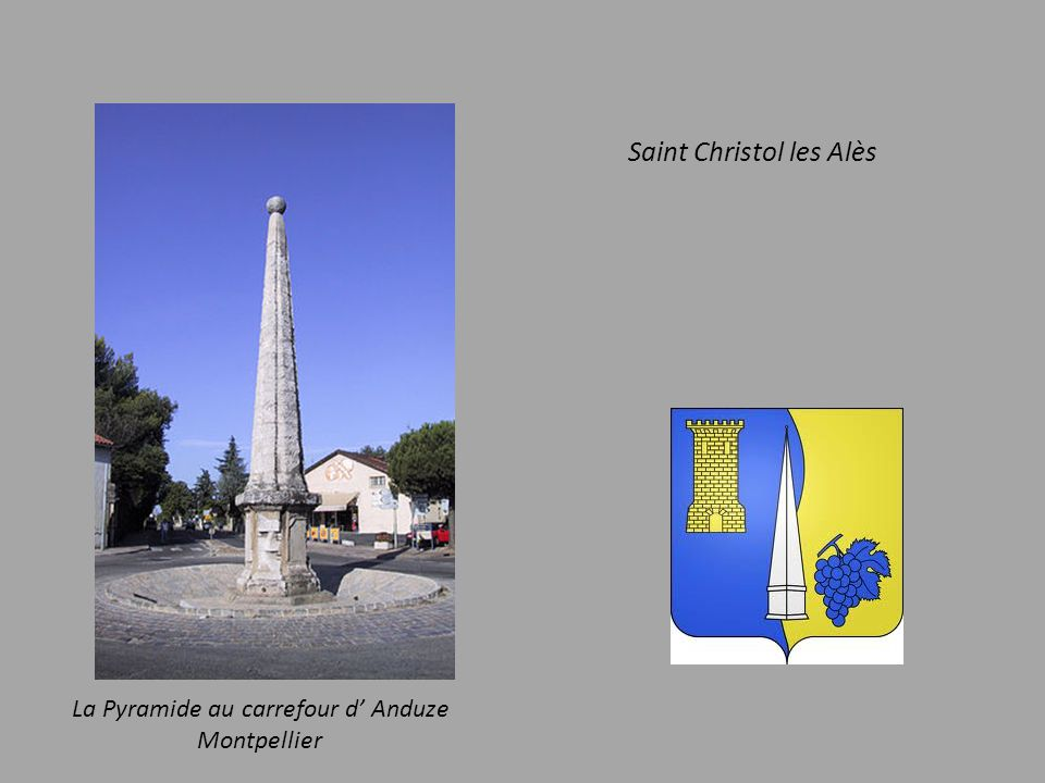 Saint Christol les Alès
